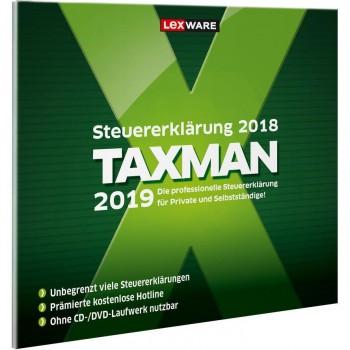 Lexware TAXMAN 2019 Steuererklärung FFP