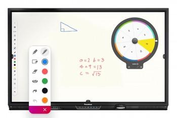 "ActivPanel 75"" 4K Promethean Titanium Set + Google ChromeBox"