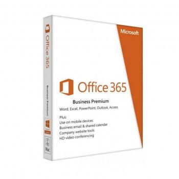 MS Office 365 Bus Prem Subscript. 1 Lic. 1 Year