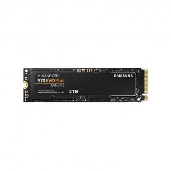 SSD 2TB Samsung M.2 PCI-E NVMe 970 EVO Plus retail