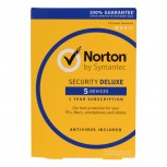 Symantec Norton Security Deluxe 3.0, 1User, 5 PC, 1Y, DE