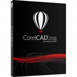 Corel CAD 2018 Upgrade ESD Win/Mac ML