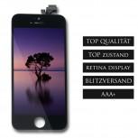 LCD iPhone 5 Display Retina Touch Screen Bildschirm Front Schwarz
