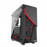Gehäuse ATX MidiTower Gamer AZZA INFERNO 310 RGB light effects