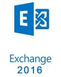 MS Exchange Server 2016 Standard ESD