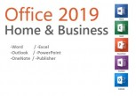 MS Office 2019 Home & Business DE Win