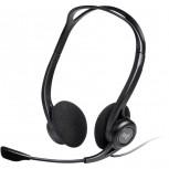 Headset Logitech Headset PC960 USB black