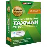Lexware TAXMAN 2019 Rentner&Pensionäre Steuererklärung