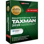 Lexware TTAXMAN 2019 für Vermieter Steuererklärung