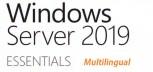 MS Windows Server Essentials 2019