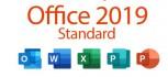 MS Office Standard 2019 bis 3User DOWNLOAD + PRODUKTSCHLÜSSEL