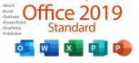 MS Office Standard 2019 bis 5User