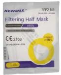 10 Stück FFP2 NR Atemschutz-Maske Mundschutz CE zertifiziert