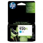 Tinte HP # 920 CD972AE Cyan