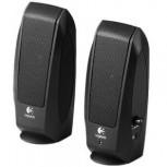 Speaker Logitech S120 schwarz OEM
