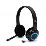 Headset USB Logit H540 black USB, microphone, retail